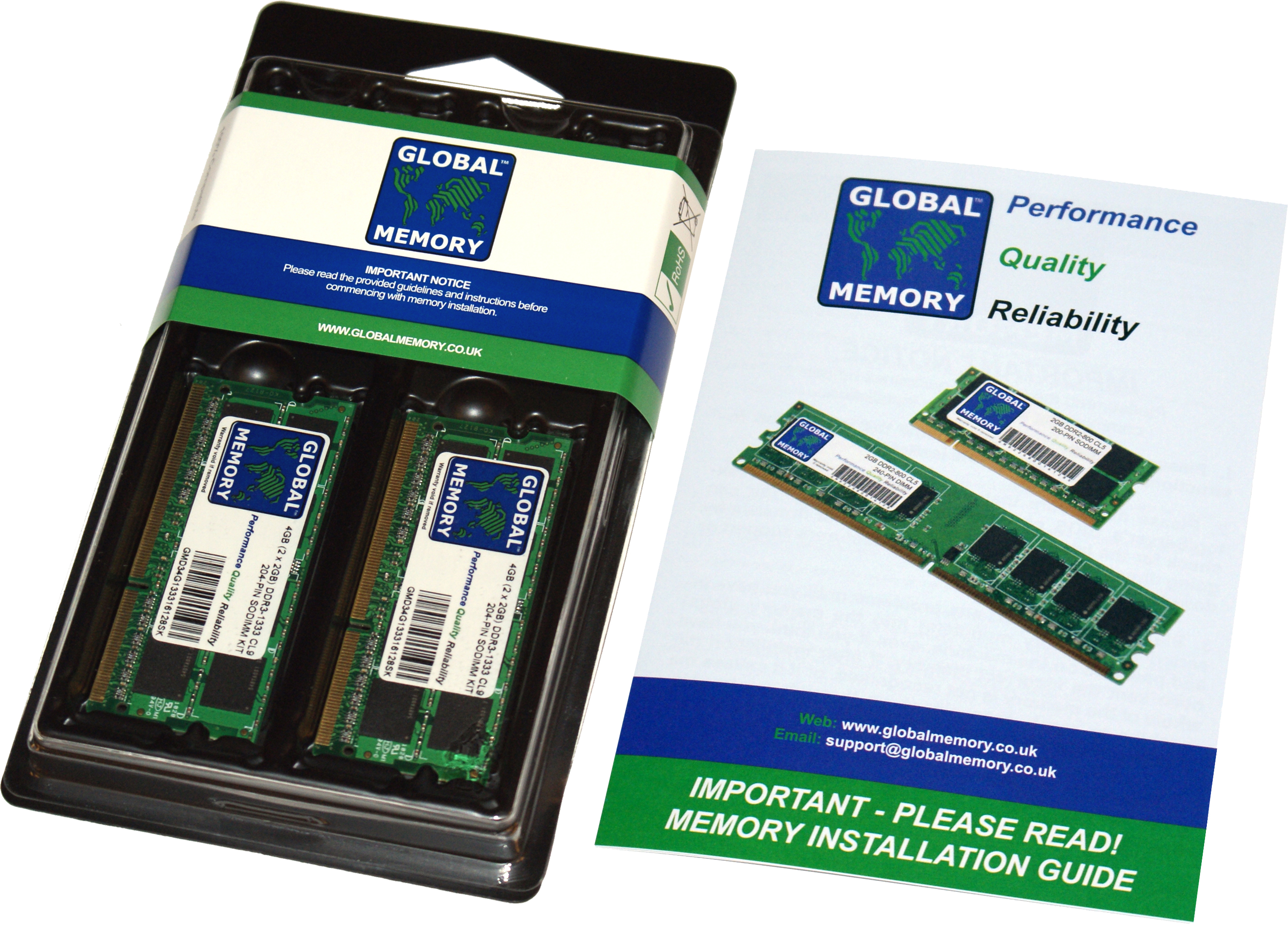 32GB (2 x 16GB) DDR3 1866MHz PC3-14900 204-PIN SODIMM MEMORY RAM KIT FOR DELL LAPTOPS/NOTEBOOKS